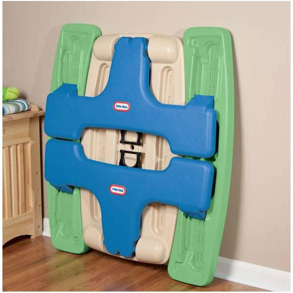 Little Tikes 629938 Литл Тайкс Стол c двумя скамейками