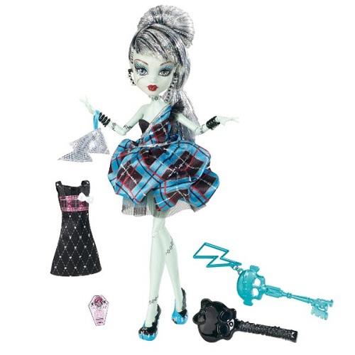 Mattel Monster High 9188W/1109694 Школа Монстров Кукла Монстр Хай Мои милые 16 лет (в ассортименте)