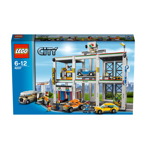 Конструктор Lego City 4207 Лего Город Городской гараж