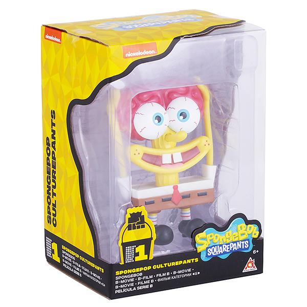 SpongeBob EU690705 Спанч Боб мозг (пластик., 11,5 см)