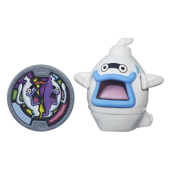 Hasbro Yokai Watch B5937 Йо-кай Вотч: Фигурка с медалью (в ассортименте) hasbro play doh игровой набор из 3 цветов цвета в ассортименте с 2 лет