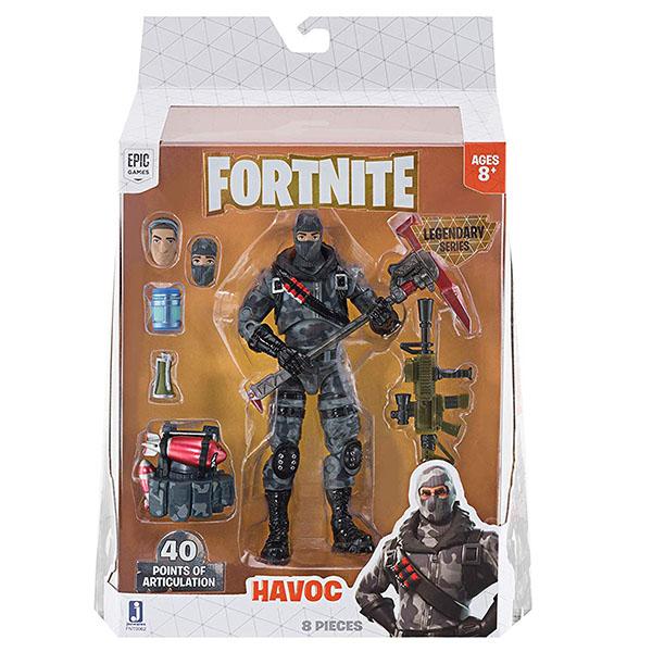 Fortnite FNT0062 Фигурка Havoc с аксессуарами