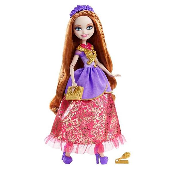 Mattel Ever After High DVJ20 Отважные принцессы Холли О'Хэир mattel набор блестящий вихрь из серии заколдованная зима кукла кристал винтер ever after high