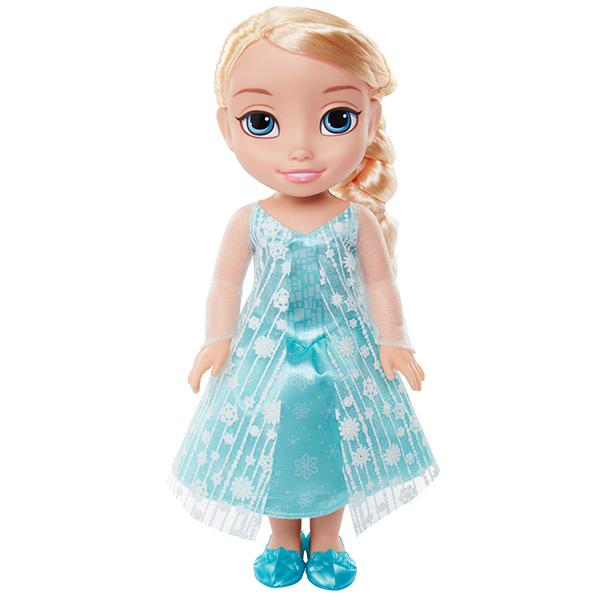 Disney Princess 989210 Принцессы Дисней Кукла Холодное Сердце Малышка Эльза, 35 см  игрушка кукла холодное сердце принцесса дисней малышка 30 см в асcортименте
