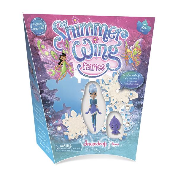 Shimmer Wing SWF0004b Игровой набор Фея Снежинка