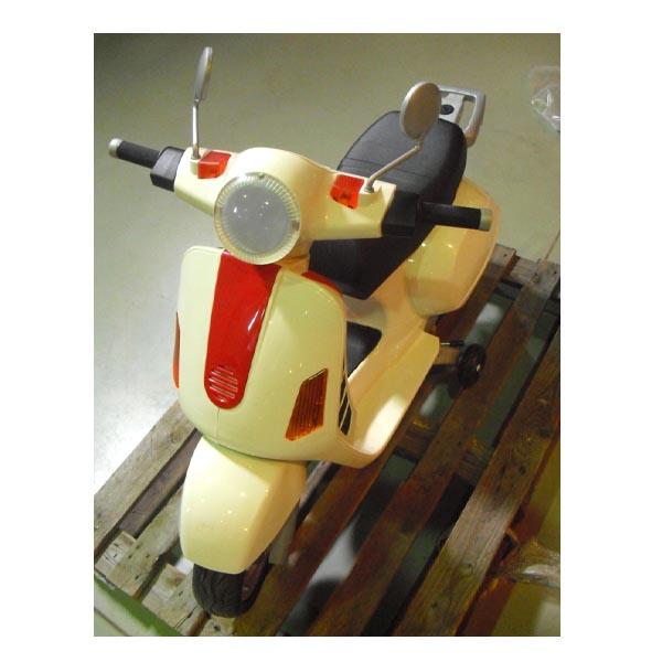 Детский электромотоцикл Peg-Perego MC0011 Vespa