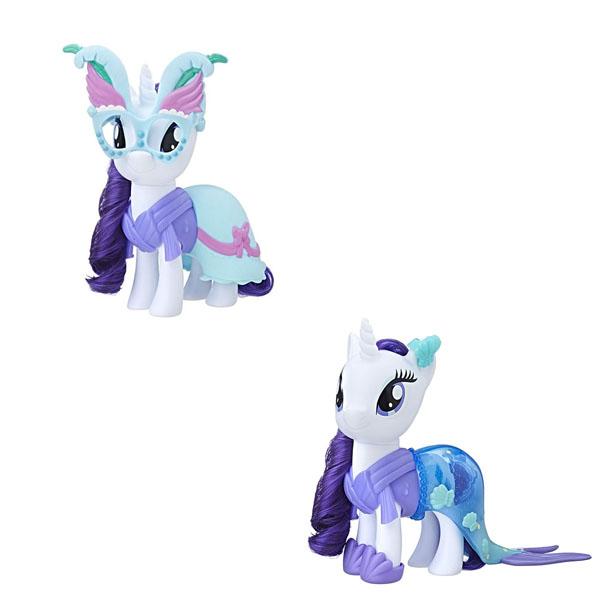 Hasbro My Little Pony C0721/C1822 Май Литл Пони Пони-модницы Сияние Рарити белая hasbro my little pony b5365 май литл пони малышка пони принцесса