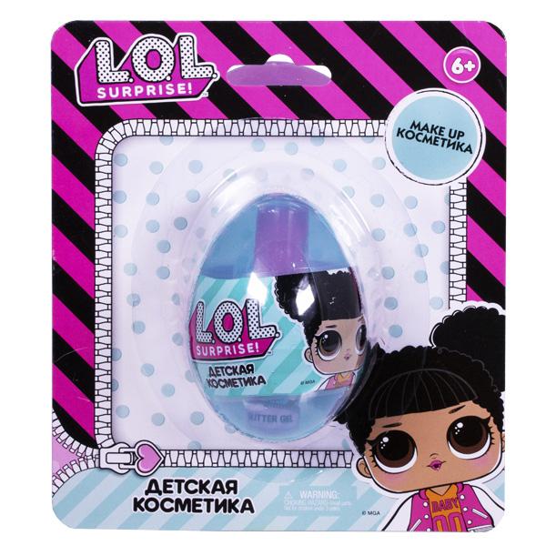 Corpa LOL5107 Детская декоративная косметика LOL в яйце средн. на блистере