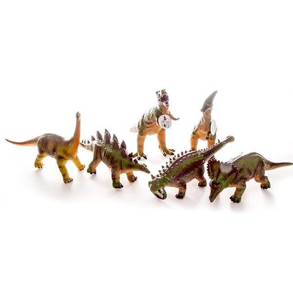 Megasaurs SV3446 Мегазавры Фигурка мягкого динозавра 28-35 см (в ассортименте)