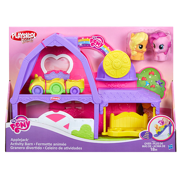 Hasbro My Little Pony B4623 Май Литл Пони Ферма Эппл Джек