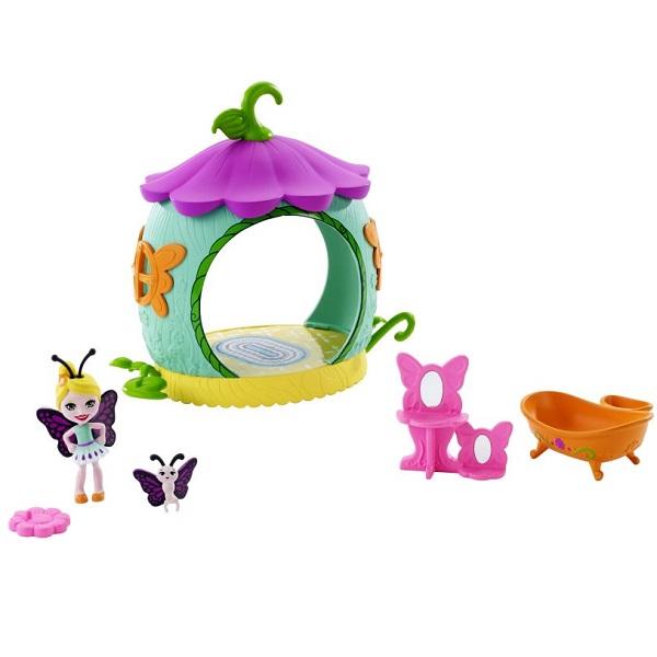 """Mattel Enchantimals FXM96 Игровой набор """"Домик букашек"""" (в ассортименте)"""