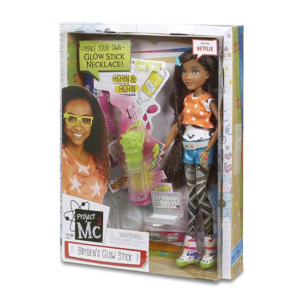Project MС2 537595 Кукла делюкс Брайден