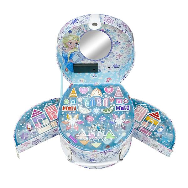 Markwins 9607251 Frozen Набор детской декоративной косметики в чемодане с подсветкой