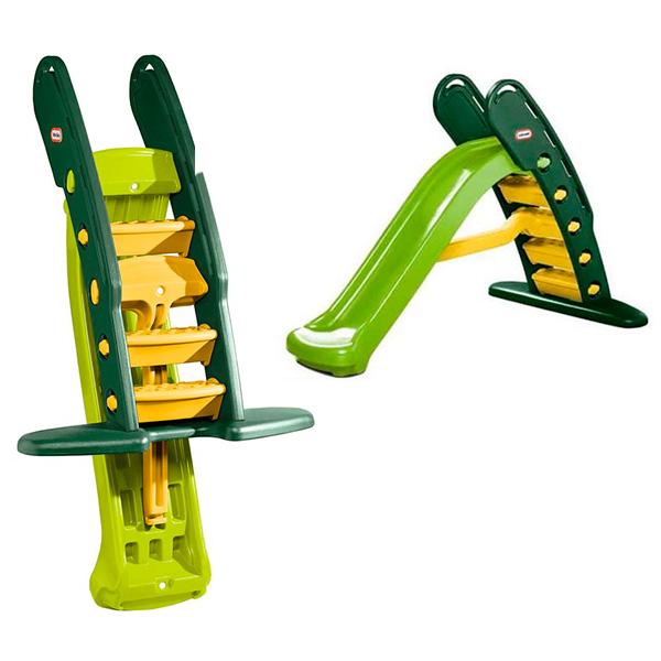 Little Tikes 170737 Литл Тайкс Горка складная, зеленая