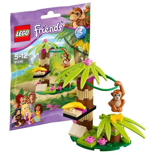 Lego Friends 41045 Конструктор Банановое дерево Орангутанга