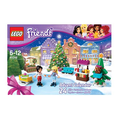 Lego Friends 41016 Конструктор Новогодний календарь LEGO Friends