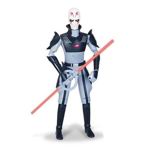 Интерактивная фигурка Star Wars 31067 Звездные Войны Инквизитор, 41 см со звук. и свет. эффектами