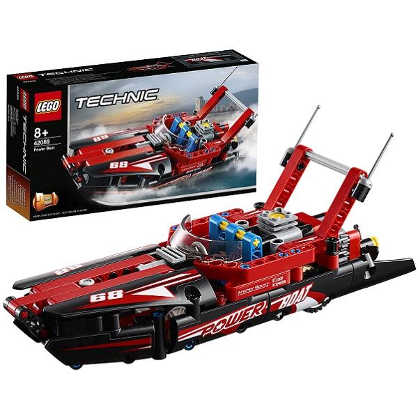 Lego Technic 42089 Конструктор Лего Техник Моторная лодка катер лодка моторная в екатеринбурге бу