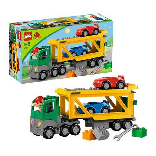 Lego Duplo 5684 Автовоз