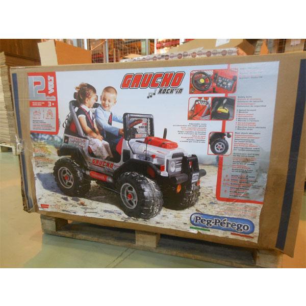 Детский электромобиль Peg-Perego OD0047_273 Gaucho Rockin