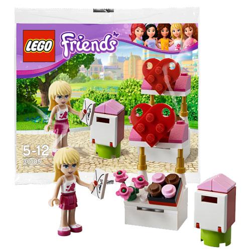 Lego Friends 30105 Конструктор Почтовый ящик
