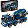 Бетономешалка: впервые в LEGO Technic