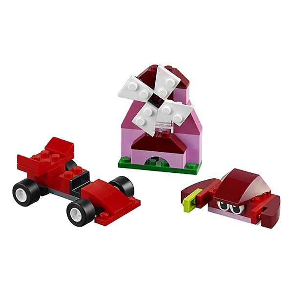 Lego Classic 10707 Лего Классик Красный набор для творчества