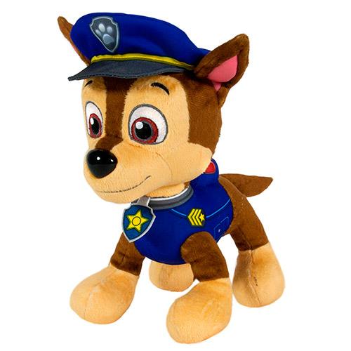 Мягкая игрушка Paw Patrol 16607 Щенячий патруль Большой плюшевый щенок со съемным шлемом