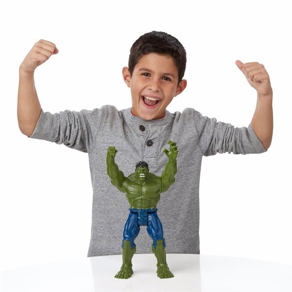 Hasbro Avengers B5772 Фигурка Халка (Титаны)