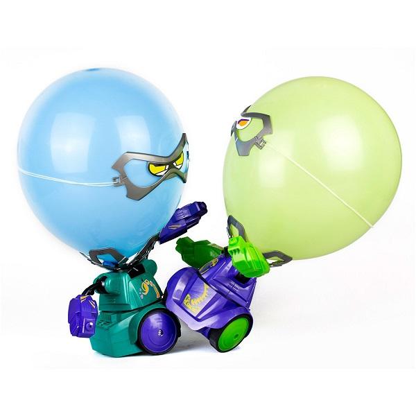 YCOO 88040Y Боевые роботы Робокомбат Шарики (Фиолетовый,Зеленый)