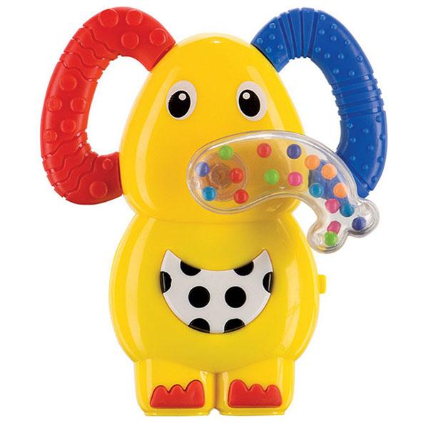 Happy Baby 330059 Музыкальная погремушка JUMBO