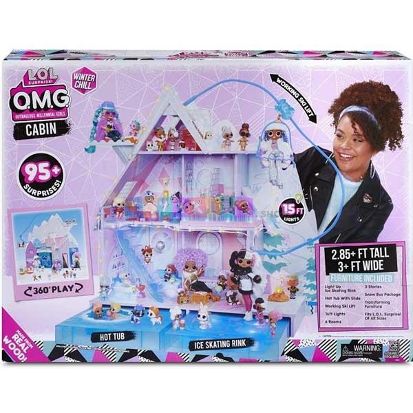 L.O.L. Surprise 571452 Дом OMG Chill (без куклы)