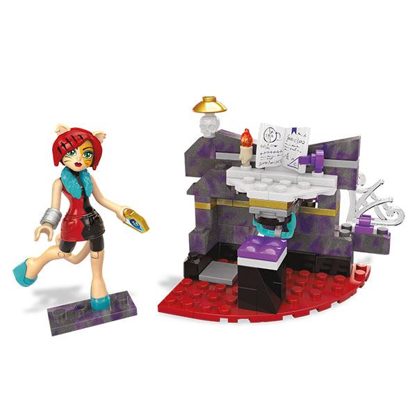 Mattel Mega Bloks DPK30 Базовые игровые наборы куклы монстер хай купить эбби и хит видео