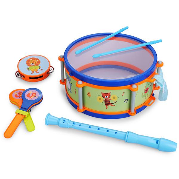 Happy Baby 331850 Набор музыкальных игрушек LA-LA BAND