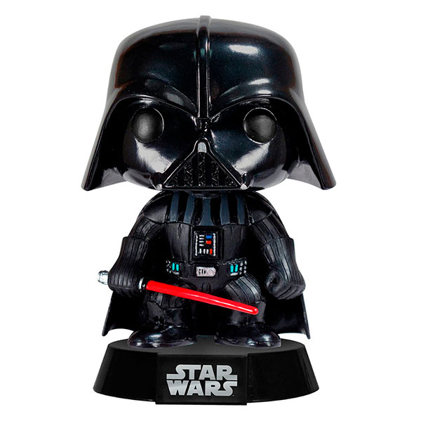 Funko POP 2300F Bobble: Star Wars: Darth Vader 2300