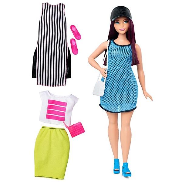 Mattel Barbie DTF01 Игровой набор из серии Игра с модой mattel кукла набор одежды barbie