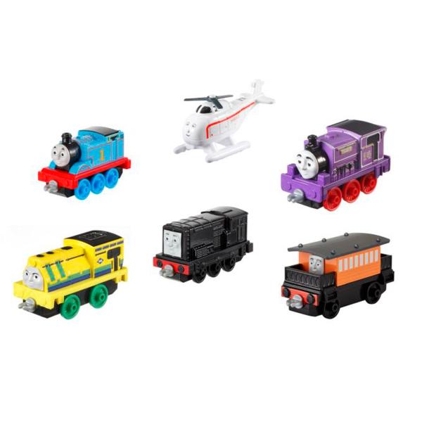 Mattel Thomas & Friends DWM28 Томас и друзья Маленькие паровозики (в ассортименте)