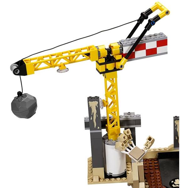 Lego Super Heroes 76037 Конструктор Лего Супер Герои Рино и Песочный человек