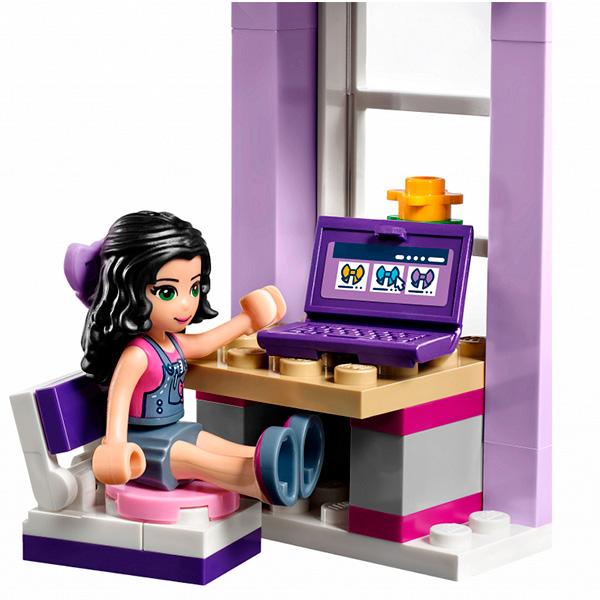 Лего Подружки 41115 Конструктор Творческая мастерская Эммы