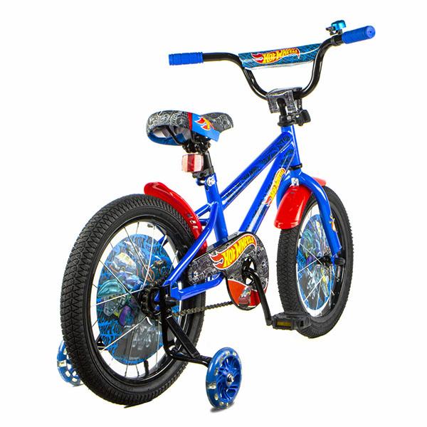 1toy BH16139 Детский велосипед Hot Wheels