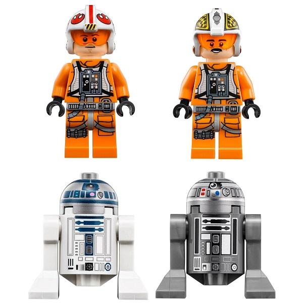 Lego Star Wars 75218 Конструктор Лего Звездные Войны Звёздный истребитель типа Х