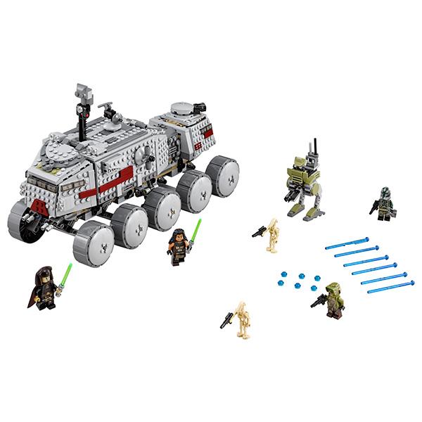Lego Star Wars 75151 Конструктор Лего Звездные Войны Турботанк Клонов