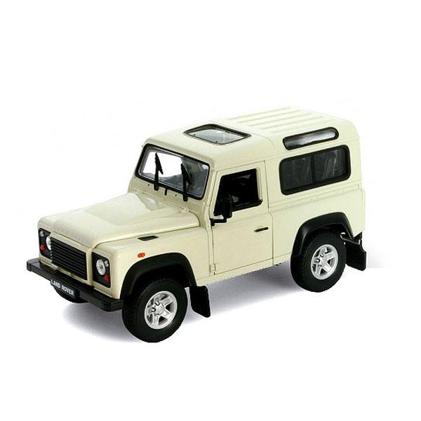 Welly 22498 Велли Модель машины 1:24 LAND ROVER Defender bruder внедорожник land rover defender