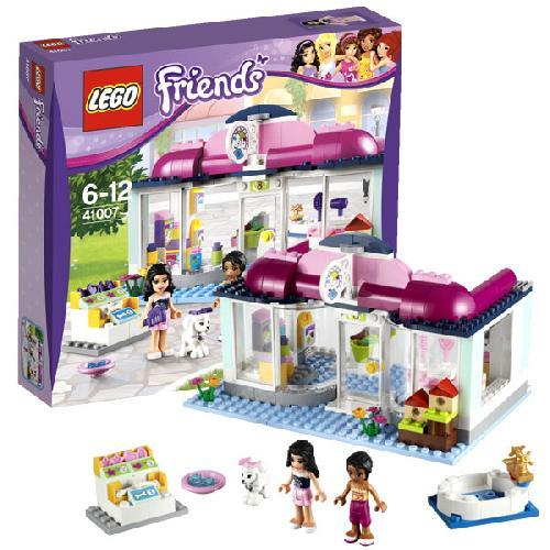 Конструктор Lego Friends 41007 Лего Подружки Спа-салон для питомцев