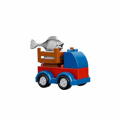 Лего Дупло 10556 Сундучок для творчества