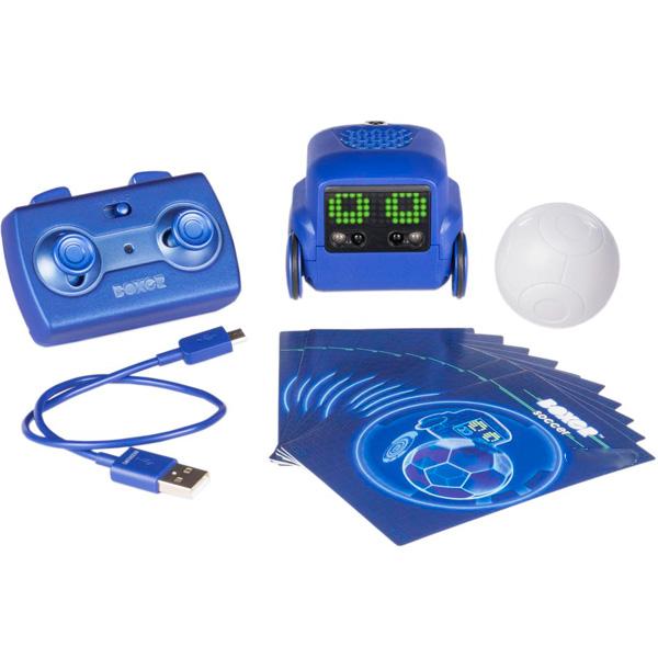 Boxer 75100-B Интерактивный Робот boxer 75100 bs интерактивный робот синий