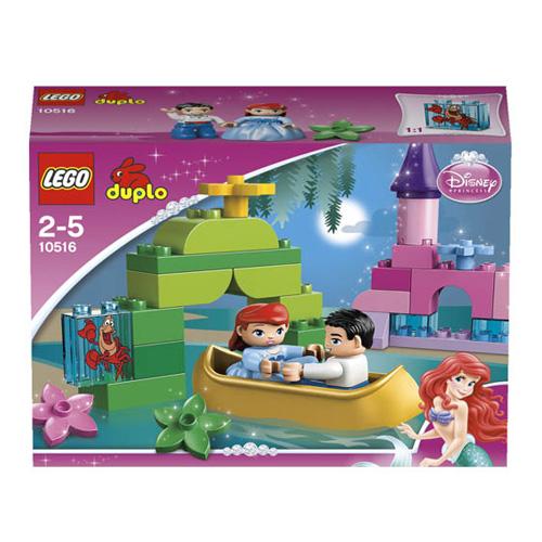 Конструктор Lego Duplo 10516 Лего Дупло Волшебная лодочка Ариэль