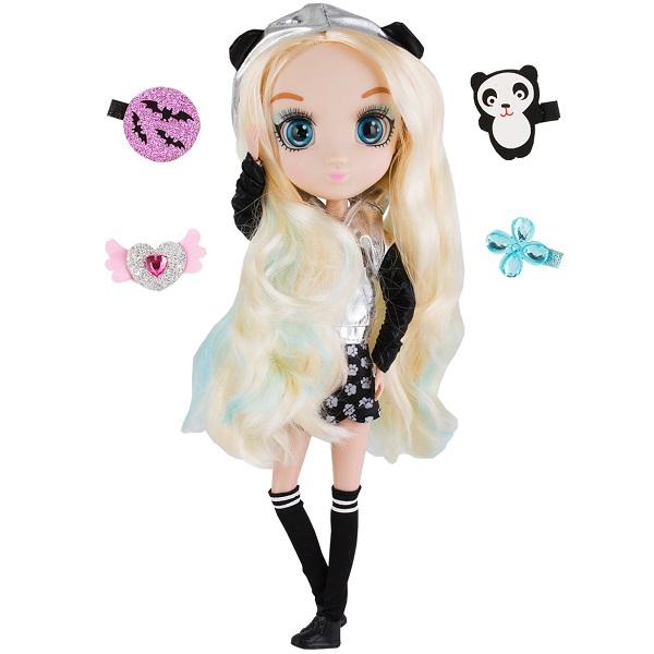Shibajuku Girls HUN7713 Кукла Мики 3F, 33 см