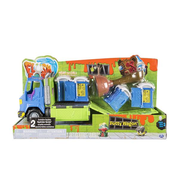 Flush Force 38804 Машина - транспортер