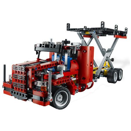 Лего Техник 8109 Грузовик с платформой